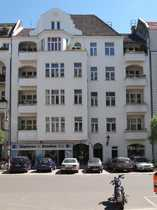Bild Möblierte 2 Zimmer Wohnung im Stuckaltbau, nahe Tiergarten & Spreeufer - verkehrsgünstig - 4.OG