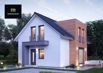 Modernes Einfamilienhaus - ab ins neue