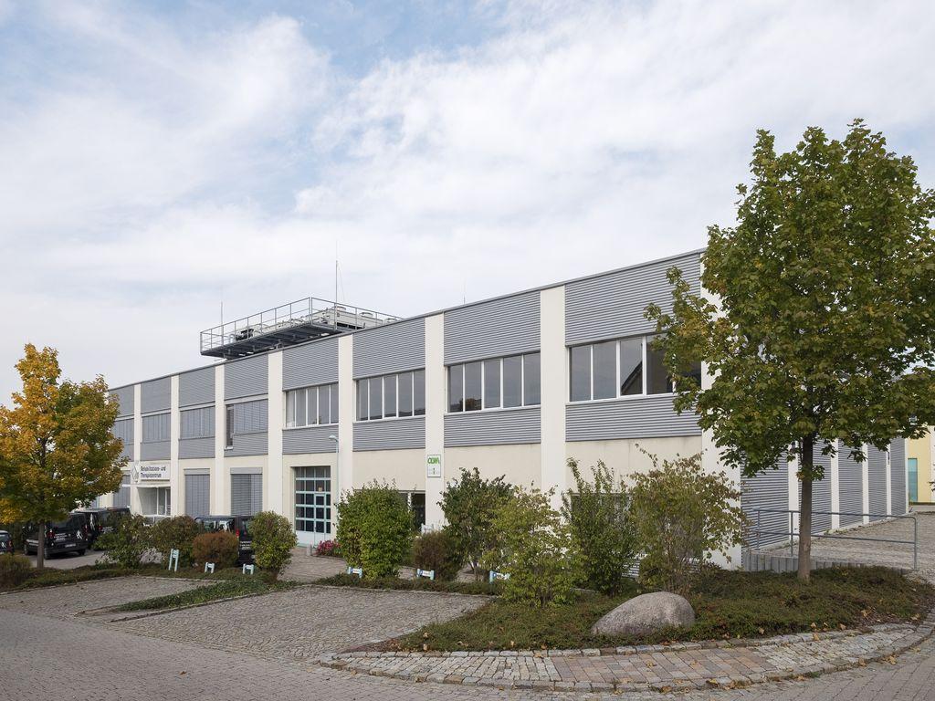 Gebäude 79 SO-Ansicht