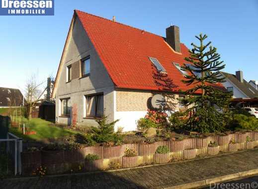 Büsum: Ruhig gelegenes Einfamilienhaus mit ca. 200 m² Wohnfläche auf ca. 754 m² Grundstück