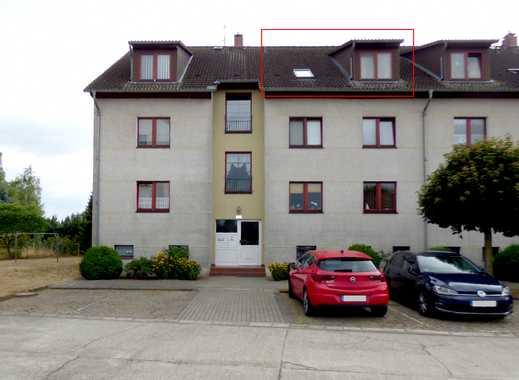 Wunderschöne, sehr gut ausgestattete 3-Zi-DG-Wohnung in Oebisfelde