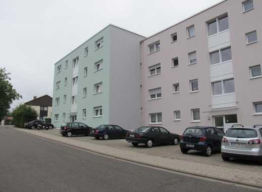 Helle 4-Zimmer-Wohnung in ruhiger Lage!