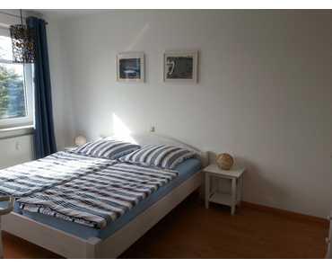 Komplett eingerichtete Wohnung im skandinavischen Stil in Wiek