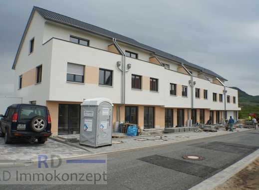 Neubau Reihenhäuser in Jena Nord mit kleinem Grundstück