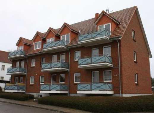 Gepflegte 2-Zimmerwohnung in ruhiger Ortsrandlage, Neukloster / bei Wismar