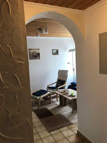 Stilvolle 2-Zimmer-Wohnung mit Einbauküche nahe U-Bahn/ HBF in Südstadt (Fürth)