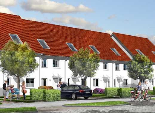 Familien aufgepasst: Unterkellertes Reihenmittelhaus mit Wohlfühlatmosphäre vor den Toren Berlins
