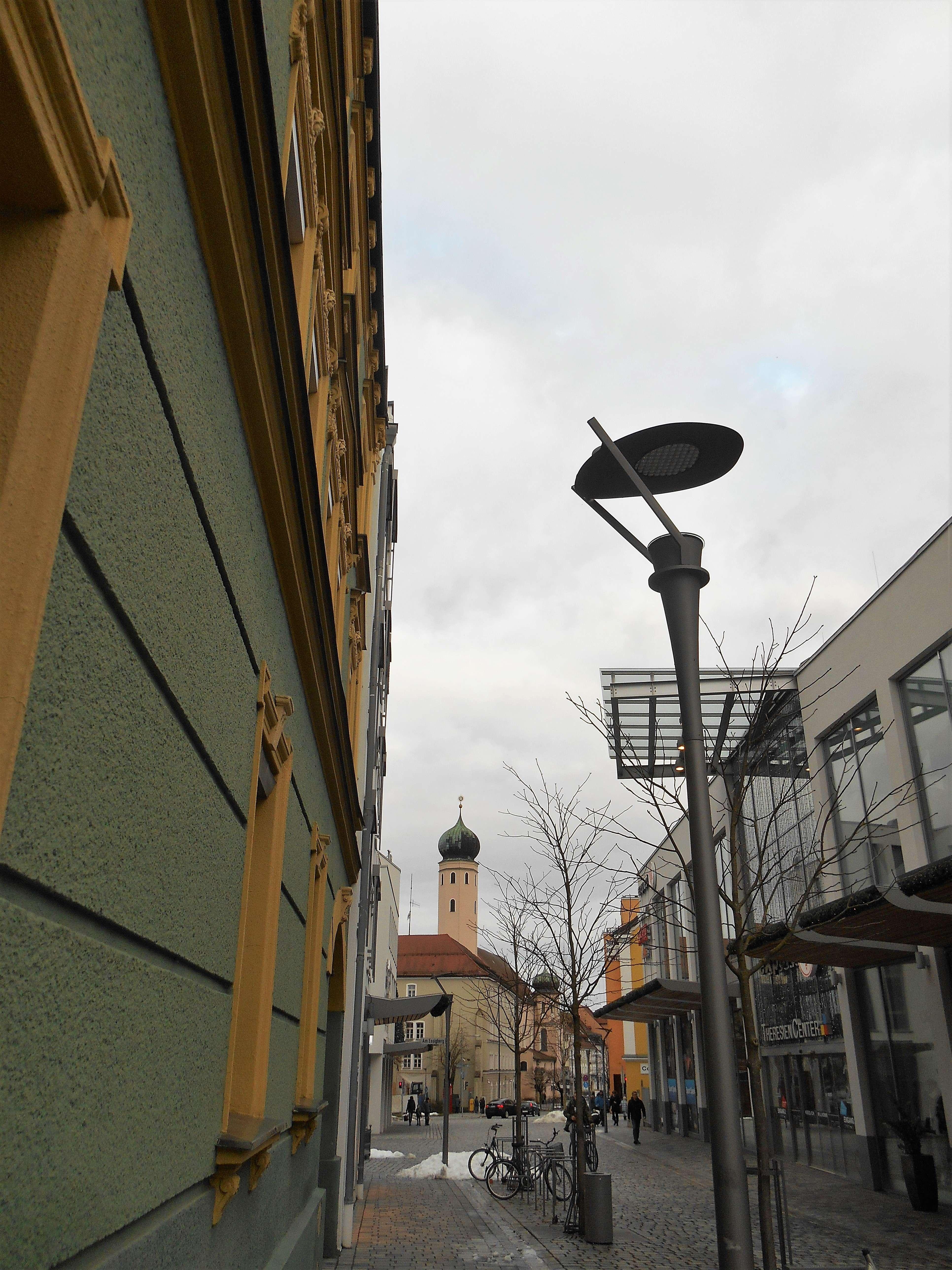 Im Herzen von Straubing - Attraktive 3-Zimmer-Wohnung in Innenstadtlage in Kernstadt (Straubing)