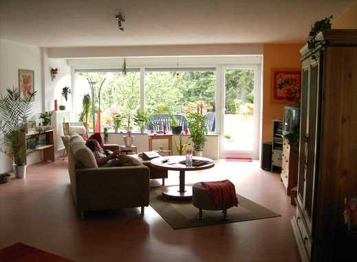 Schöne Wohnung in ruhiger Lage mit Blick zum Hexbachtal