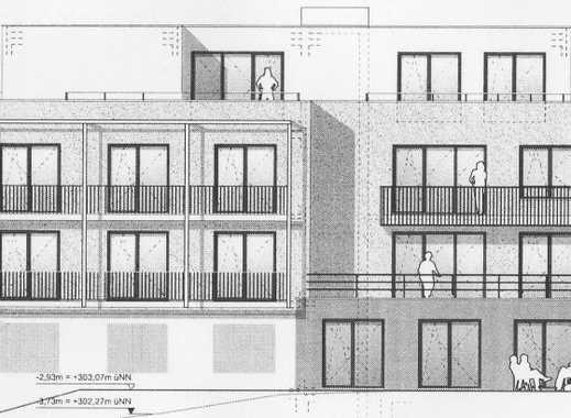 Neubau-Mehrfamilienhaus in Traumlage mit Blick auf Gelpetal !