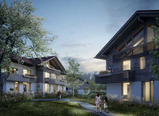 ERSTBEZUG - DACHGESCHOSSWOHNUNG Luxuriöse Neubau-3-Zimmer-Wohnung mit Balkon, ca. 111,50m²