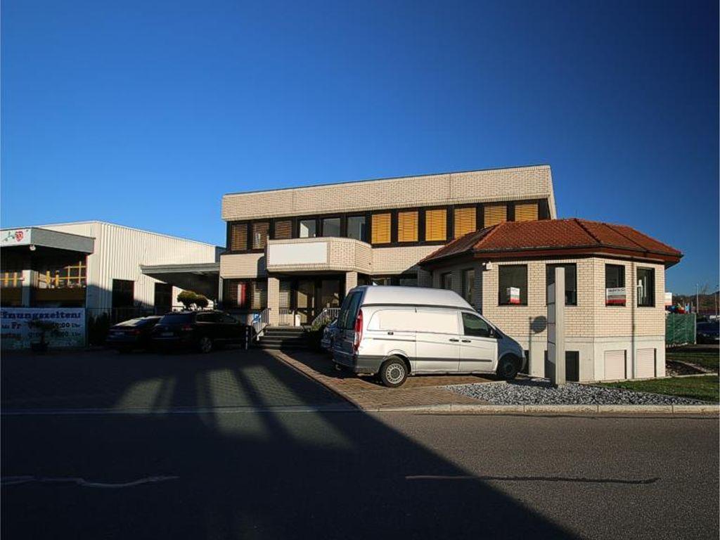 Zentrale 8 - Büroflächen