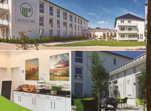 Wohnen auf Zeit in moderner Hotelsuite