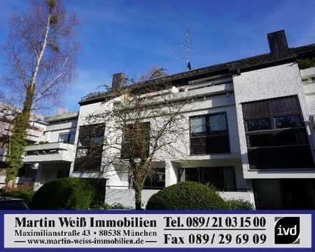 3-4-Zimmer-Split-Level-Wohnung in Harlaching Nähe Menterschwaige in Harlaching (München)