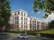 Bild Den Blick in's Grüne und doch in der City! 3-Zimmer-Familienwohnung auf ca. 93 m² mit 11 m² Balkon