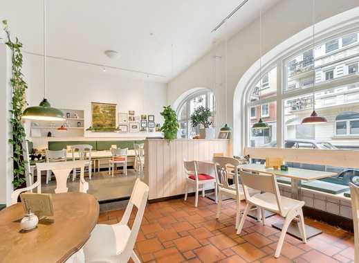 Ein Café / Bistro im Herzen der Stadt Flensburg....