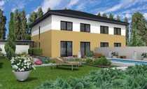 Bild + Nur noch eine frei Doppelhaushälfte in Lankwitz +