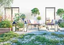 NEUBAU-ERSTBEZUG - 4-Zimmer-Penthouse mit Terrasse und