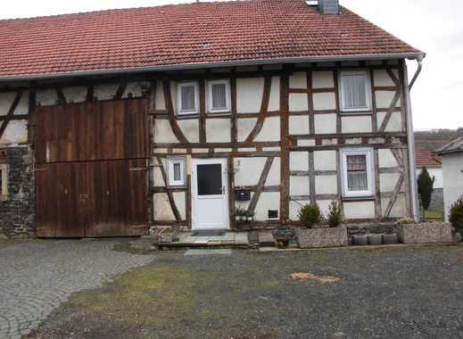Schotten-OT Fachwerkhaus m.Scheune u.Stallung