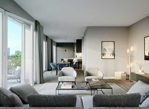 Moderne 4-Zimmer-Wohnung mit perfektem Grundriss in Top-Lage Frankfurts