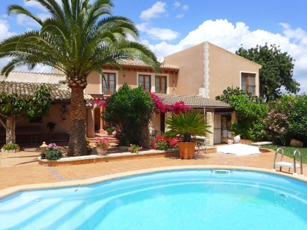 Landhaus Villa mit - Garten - Pool - Gästehaus - Top Preis!