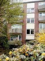 Bild Großzügige, frisch modernisierte 2-Zimmer-Wohnung mit Balkon!!