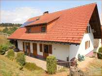 Freistehendes Einfamilienhaus im wunderschönen Hotzenwald