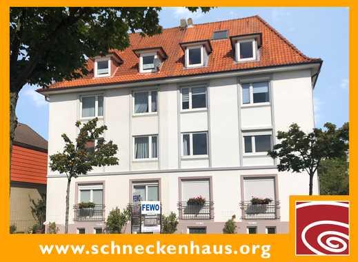 Großes Haus im Kurgebiet Döse! Exzellente 140 m² Wohnung zur Selbstnutzung + 7 Ferienwohnungen!