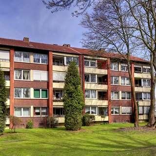 Gahmen: 2,5 Zimmer in sehr ruhiger Wohnlage, mit Balkon!