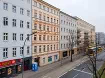 Aufstockung Penthouse am Hermannplatz