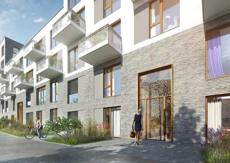 PANDION PENTA ERSTBEZUG: Großzügige 2-Zi-Whg. mit schöner Terrasse, großem Garten und modernem Bad in Obermenzing (München)