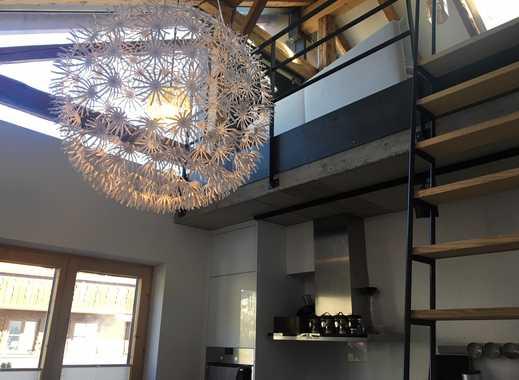 Loft, neuwertige 2-Zimmer-Wohnung in Rosenheim - Fürstätt