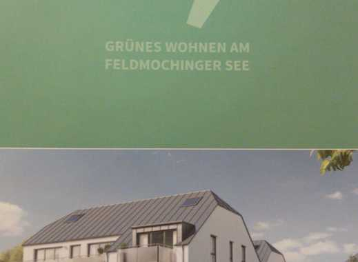 Neubauwohnung mit 100 qm Garten S/W - Fertigstellung 29.06.2019 2-Zimmer in Feldmoching, München