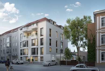Erstbezug: exklusive, geräumige 3,5-Zimmer-Wohnung mit Hobbyraum und Terrasse nah Englischer Garten in Schwabing (München)
