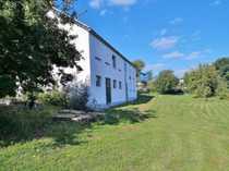 Landwirtschaftliches Anwesen mit Wohnhaus Scheune