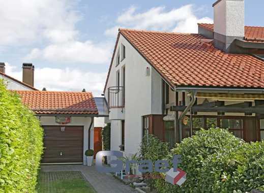 NEU - Großzügige Doppelhaushälfte in ruhiger & schöner Wohnlage Krailling