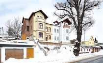 Zweifamilienhaus als Doppelhaushälfte mit Blick