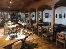 Hotel-Gasthof-Cafe bestens eingeführt in zentraler