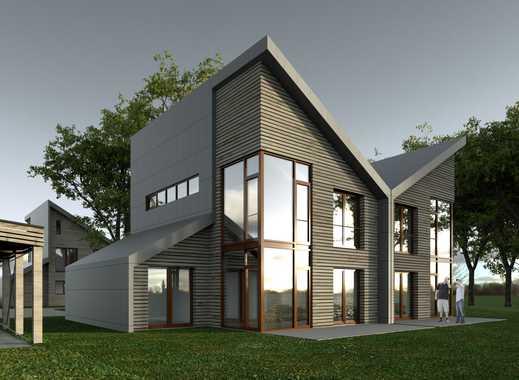Dörfliches Wohnen in moderner Architektur