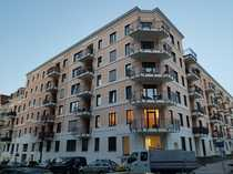 Bild Neubau Erstbezug mit Blick über die Stadt - 6-Zimmer-Wohnung mit Terrasse