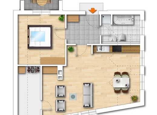 2-Zimmer-Wohnung #10