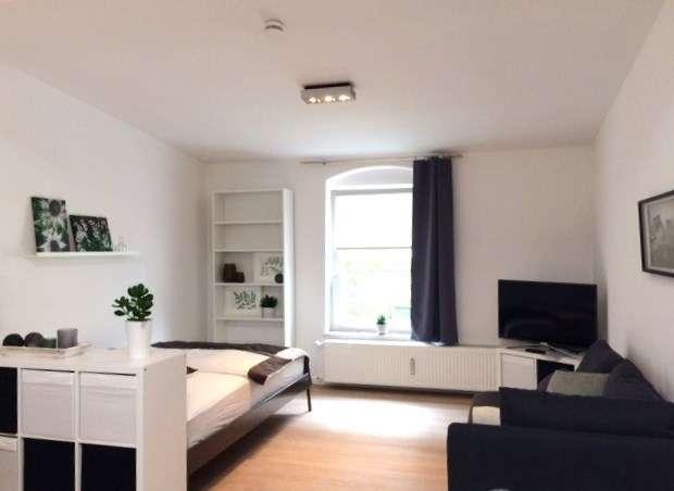 VOLL MÖBLIERT! Sehr ruhiges neues SINGLE-Apartement in Milbertshofen Nähe BMW in Milbertshofen (München)