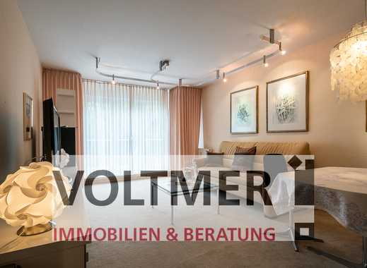 ELEGANTE AUSSTATTUNG - hochwertig möblierte 2-Zimmer-Wohnung in guter Lage