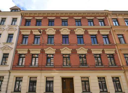 Ihr neues Zuhause im Leipziger Osten! // Balkon & Tageslichtbad