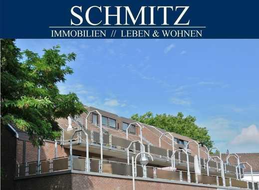 Nettetal - Lobberich, 2 Zi. Wohnung mit Terrasse, Erstbezug nach Sanierung !