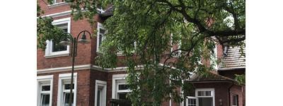 Sehr schöne, preiswerte 5-Zimmer-EG-Wohnung mit Einbauküche in Petershagen Schlüsselburg