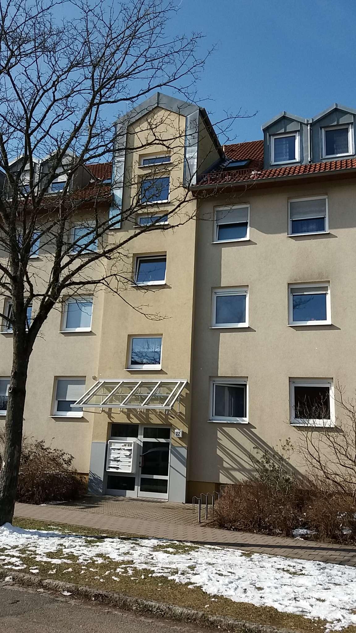 Dreizimmersozialwohnung mit Balkon zu vermieten ! in Roth (Roth)