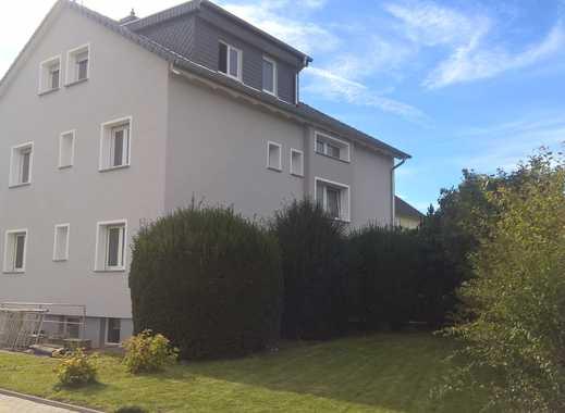 2-Zimmer-Dachgeschosswohnung mit EBK in Butzbach - Erstbezug  nach Sanierung: