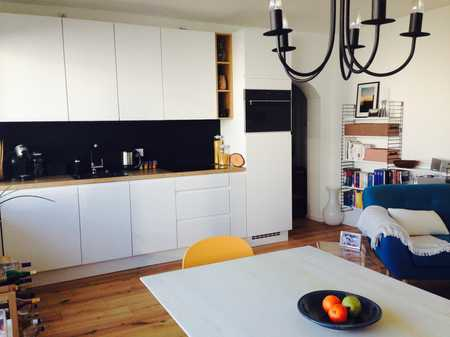 Voll ausgestattete Zwei-Zimmer Wohnung inkl. Internet, Strom etc. in Neuhausen (München)