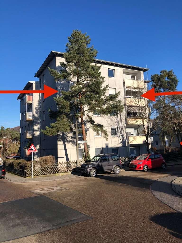 Vollständig renovierte 4-Zimmer Wohnung mit Balkon in Neumarkt in